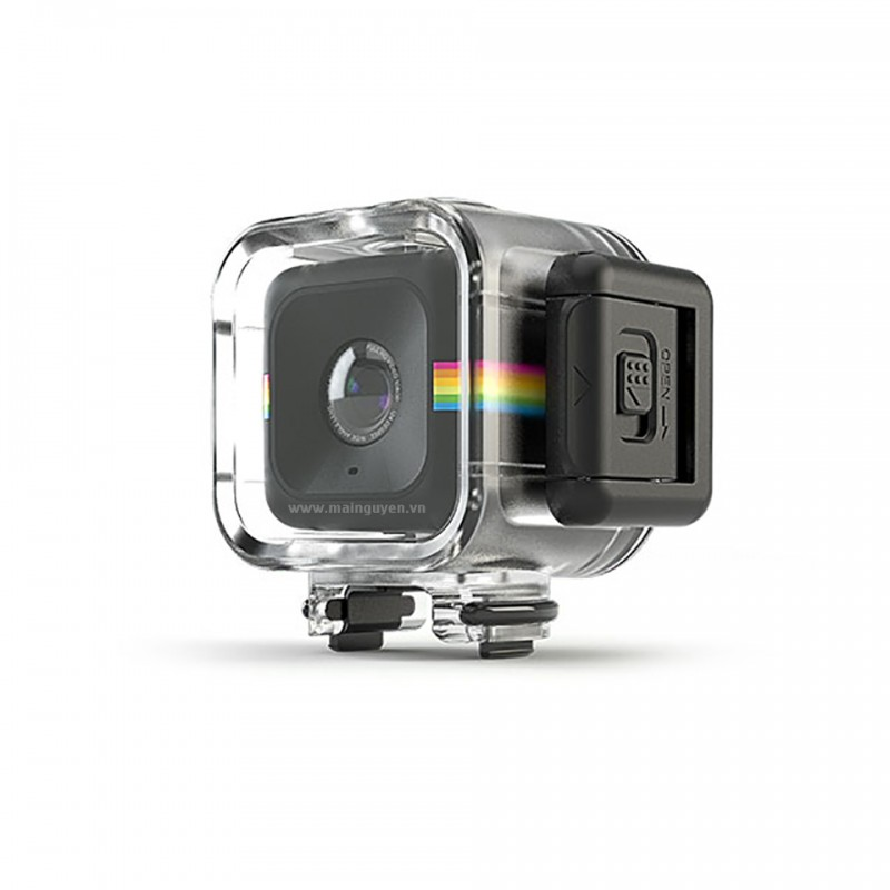 Waterproof Case + Suction Mount for Polaroid Cube POLC3WSM 4