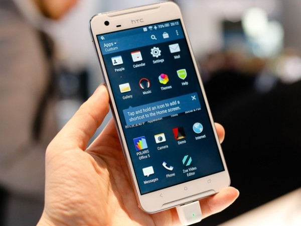 HTC One X9 - phablet Android tầm trung vỏ kim loại