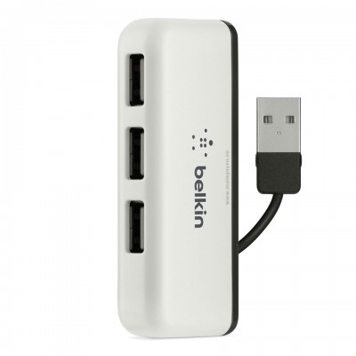 USB 4 cổng Travel Hub Belkin F4U021bt