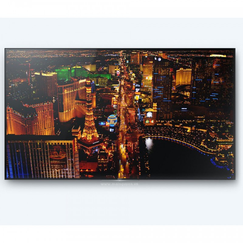 Tivi Sony 4K 3D HDR Android X9300D 65 inch model 2016 (KD-65X9300D) 8
