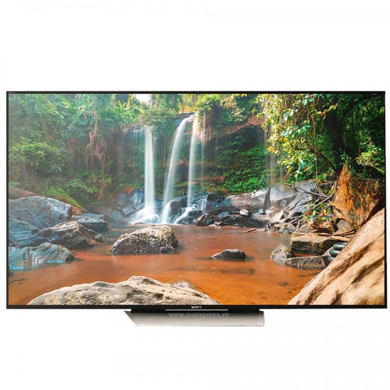 Tivi Sony 4K HDR Android X8500D 75 inch model 2016 (KD-75X8500D) 2