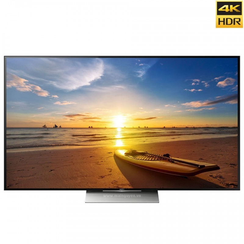 Tivi Sony 4K 3D HDR Android X9300D 65 inch model 2016 (KD-65X9300D) 1