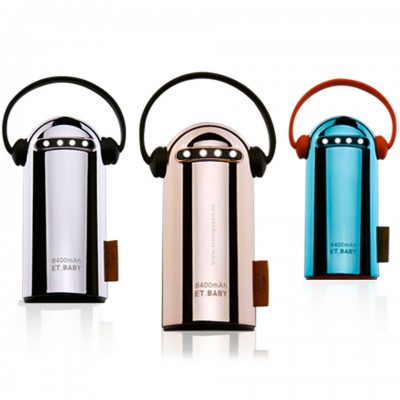 Pin dự phòng Zikko ET.BABY Portable Power Supply 8400mAh