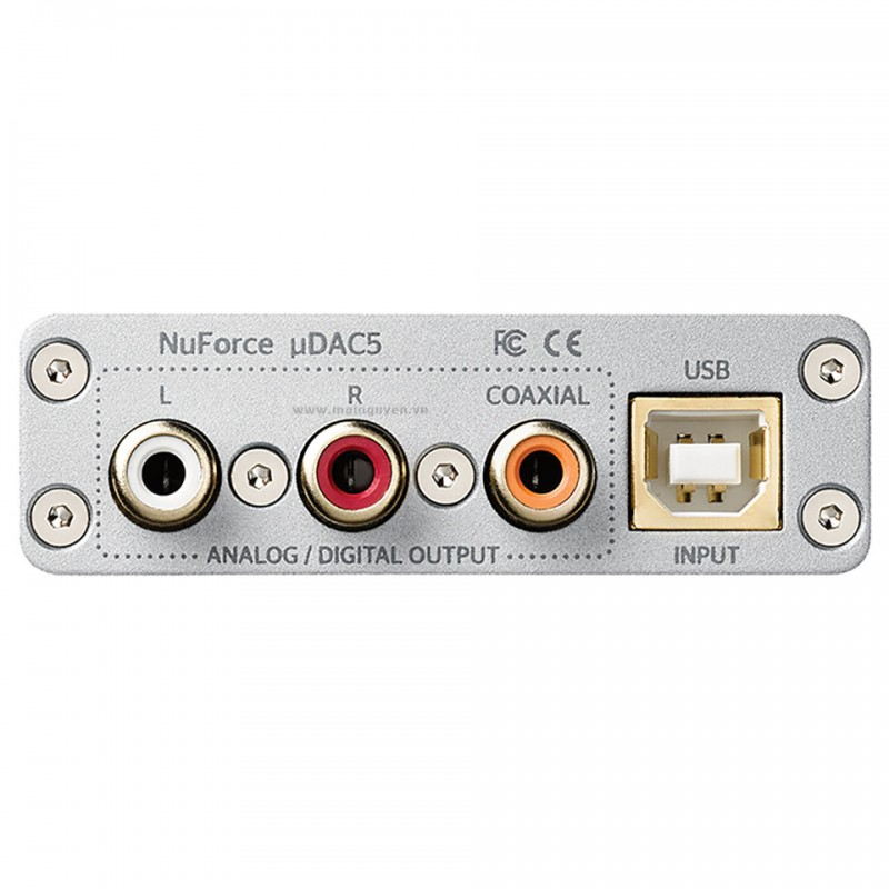 NuForce uDAC5 4