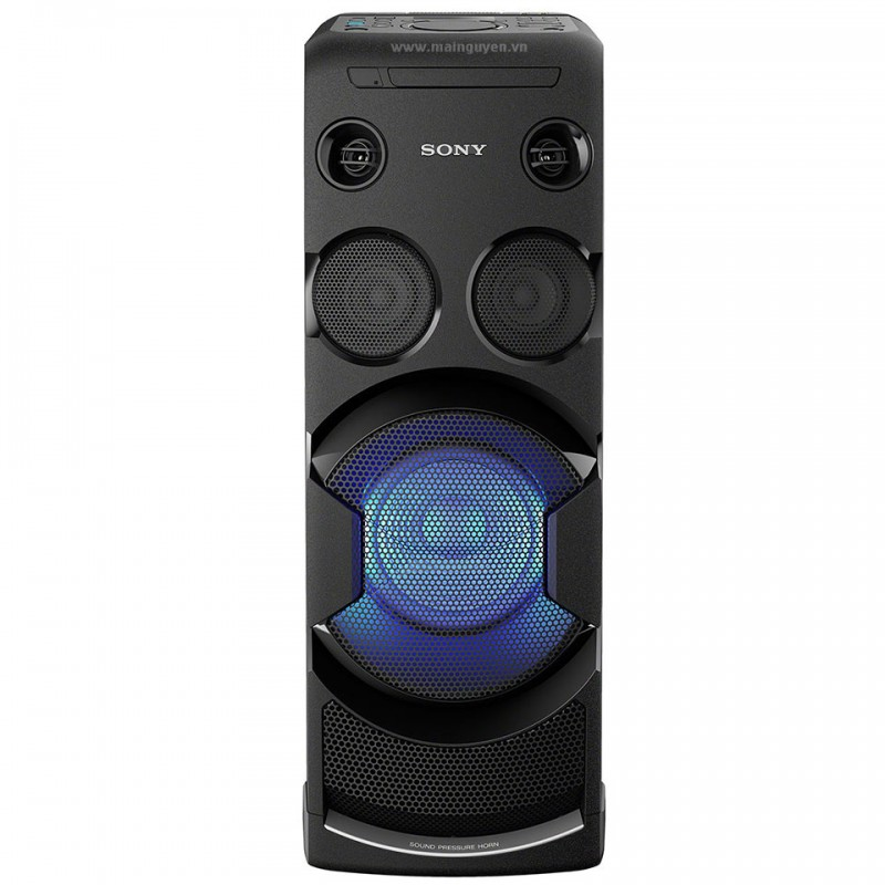 Sony High Power Home Audio System MHC-V44D 1