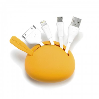 Cáp sạc Xoopar SPIDER multiple USB adapter
