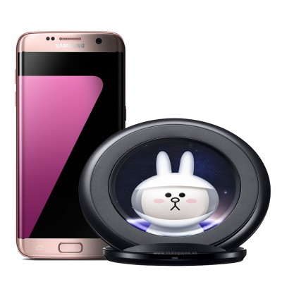 Samsung Fast Wireless Charging Stand LINE FRIENDS FC Edition