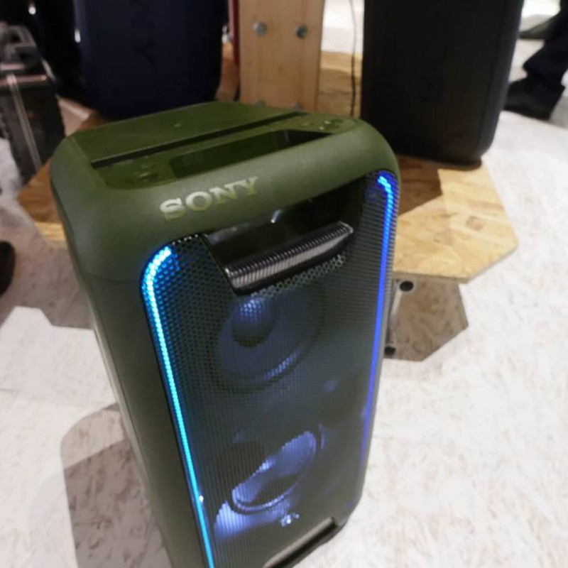 Sony High Power Home Audio System GTK-XB5 6