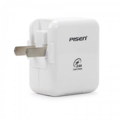 Adapter Pisen Charger 2.4A