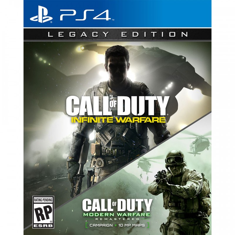 Call of Duty:Infinite Warfare Legacy Edition (PCAS-02039)