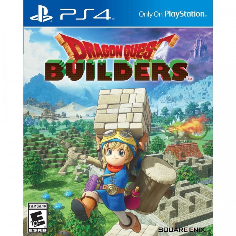 Dragon Quest Builders (PCAS-00078)