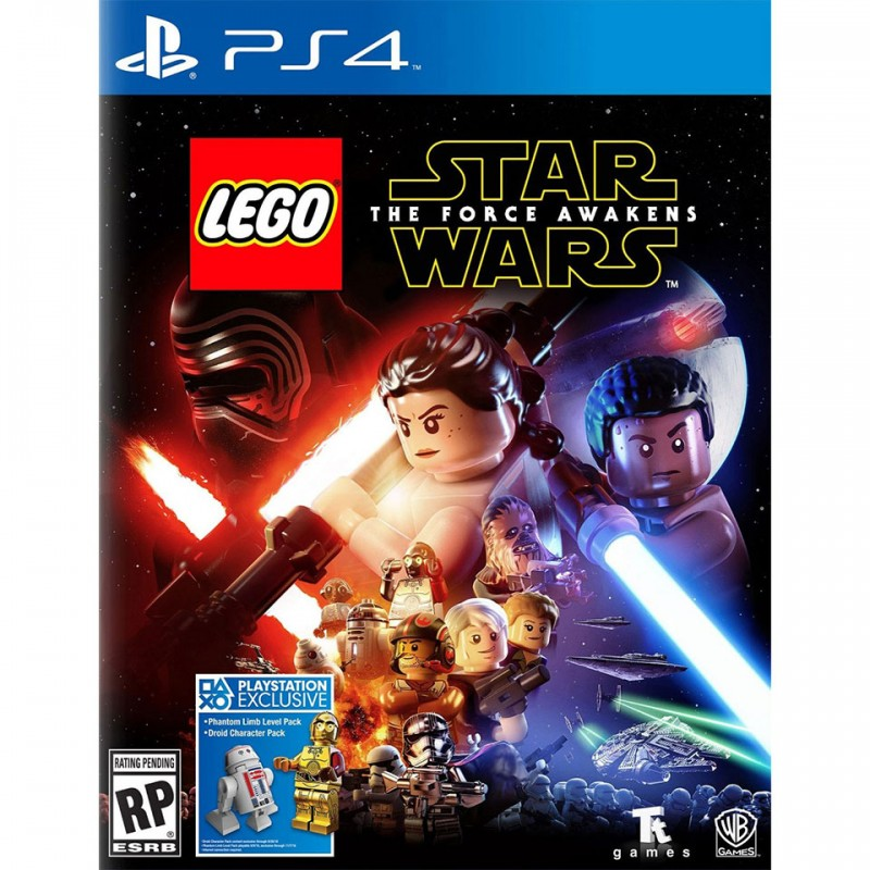 Lego StarWars: The Force Awakens (PLAS-05177)