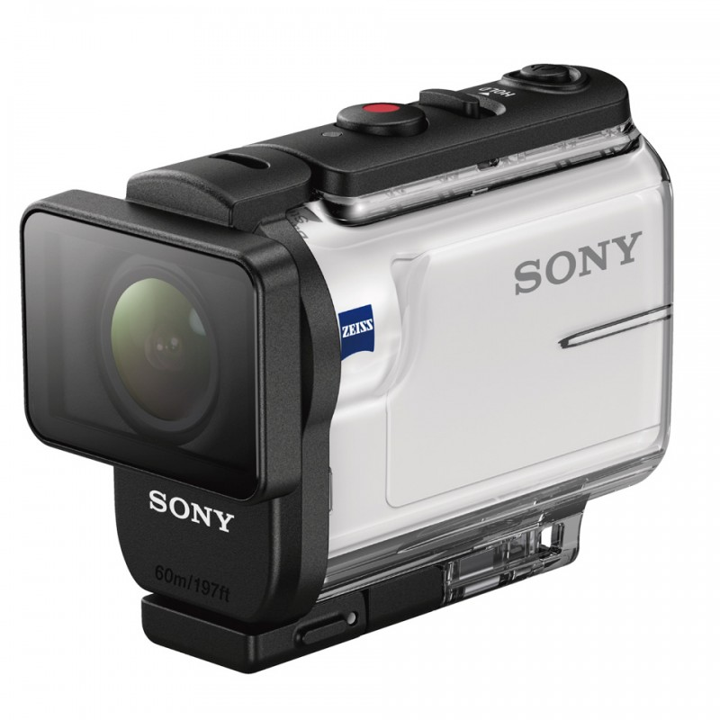 Sony HDR-AS300R Action Cam with Wi-Fi 4