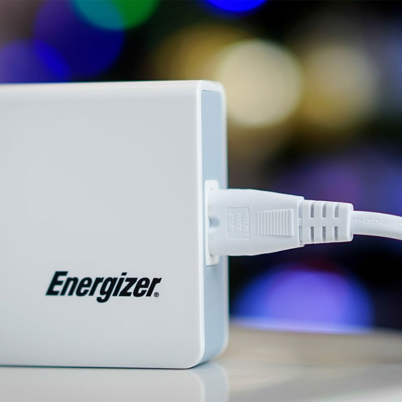 Adapter Energizer HT USB Station 6 Port 50W EU USA6EEUHWH5 4