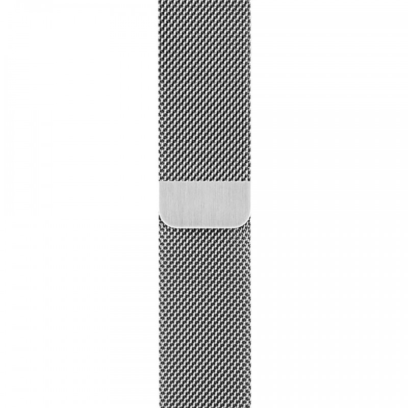Apple Watch Series 2 42mm Stainless Steel Case with Silver Milanese Loop MNPU2VN/A 3