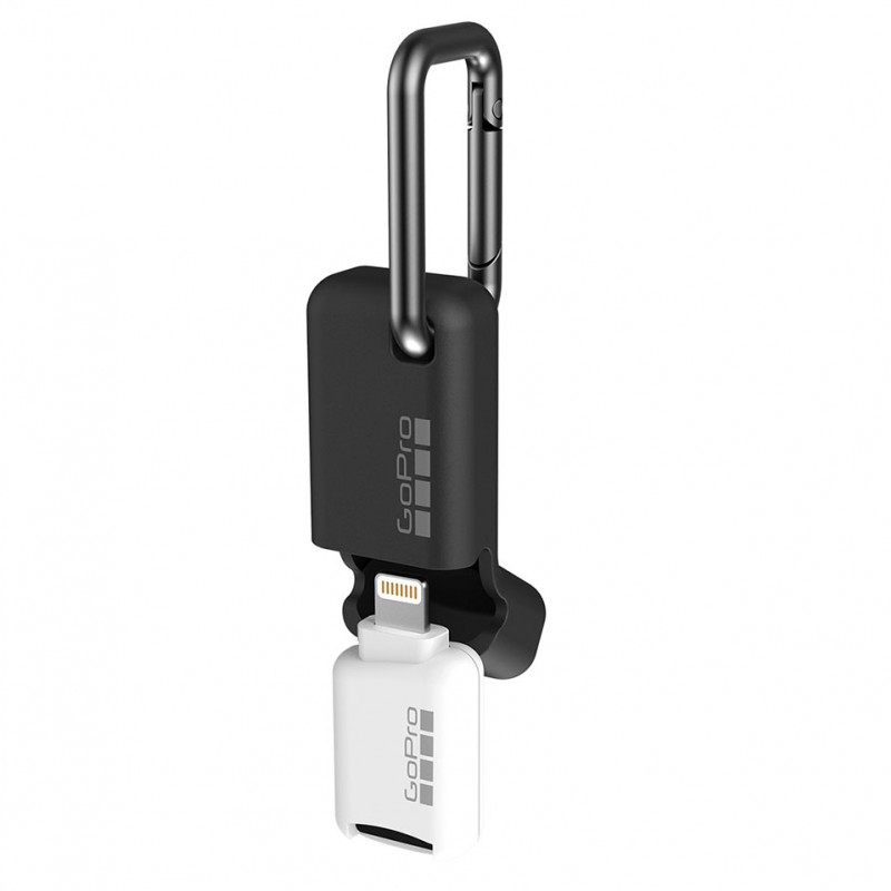 GoPro Quik Key (Lightning) Mobile microSD Card Reader AMCRL-001 1