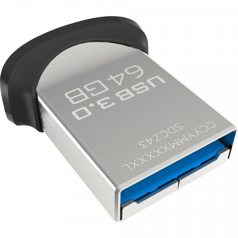 USB SanDisk Ultra Fit 3.0 Flash Drive 64GB