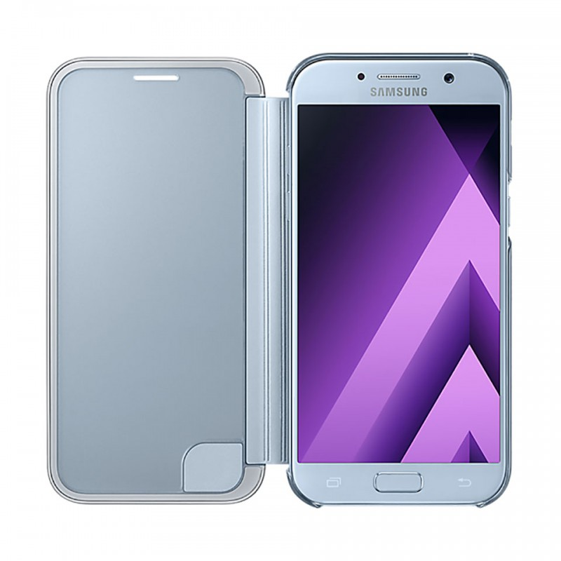 Samsung Galaxy A7 2017 Clear View Cover 8