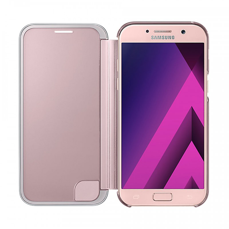 Samsung Galaxy A7 2017 Clear View Cover 12
