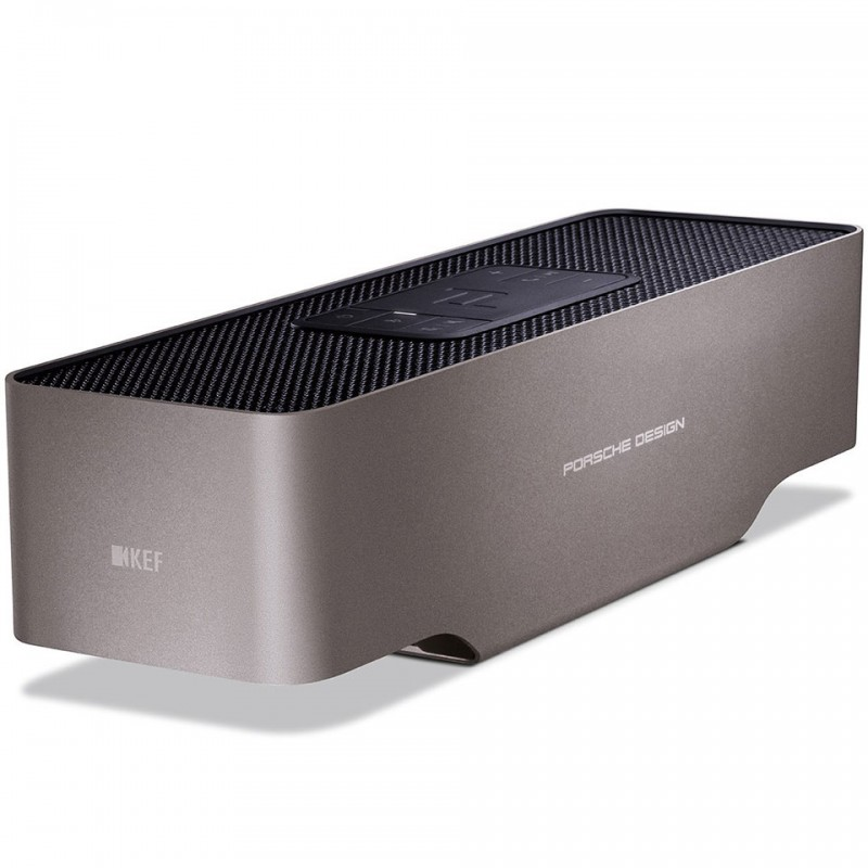 Loa Bluetooth KEF Porsche Design GRAVITY ONE