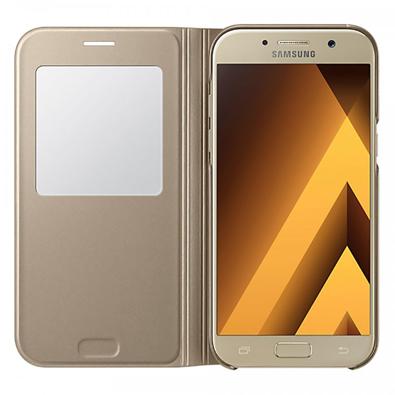 Samsung Galaxy A5 2017 S-view Standing Cover 14