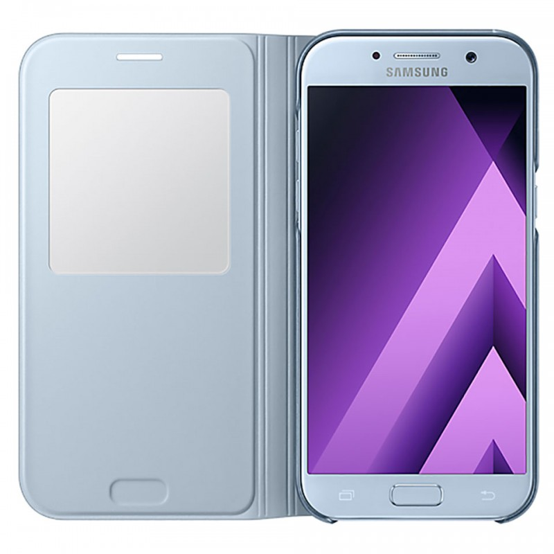 Samsung Galaxy A7 2017 S-view Standing Cover 9