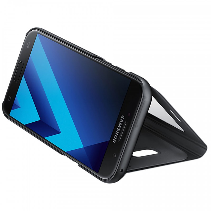 Samsung Galaxy A7 2017 S-view Standing Cover 4
