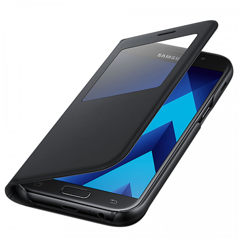 Samsung Galaxy A7 2017 S-view Standing Cover 3