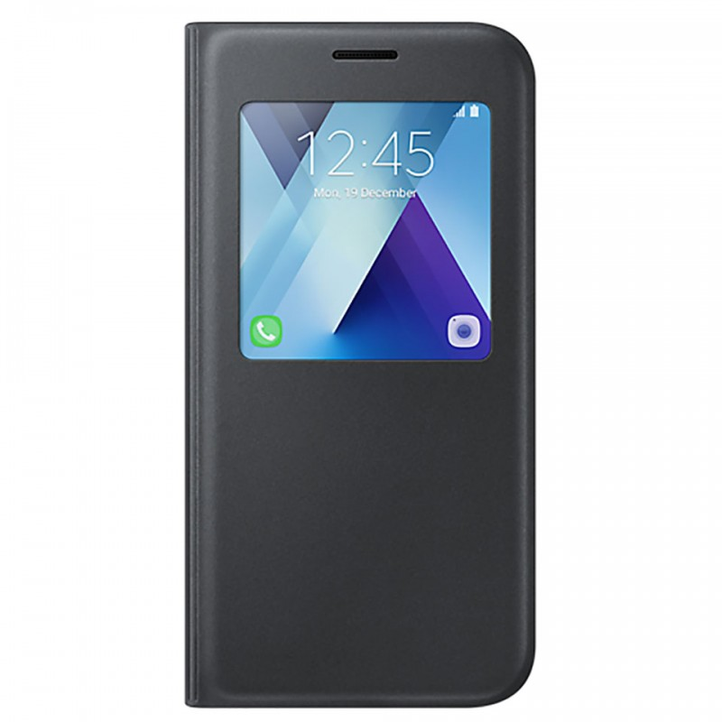 Samsung Galaxy A5 2017 S-view Standing Cover 1