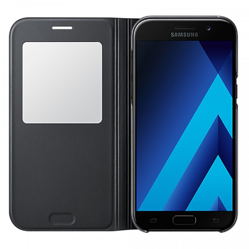 Samsung Galaxy A7 2017 S-view Standing Cover 2