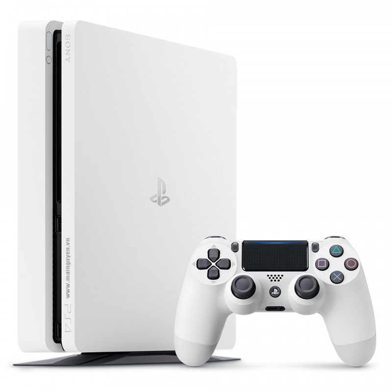 Sony PlayStation 4 Glacier White 500GB (CUH-2006A B02)