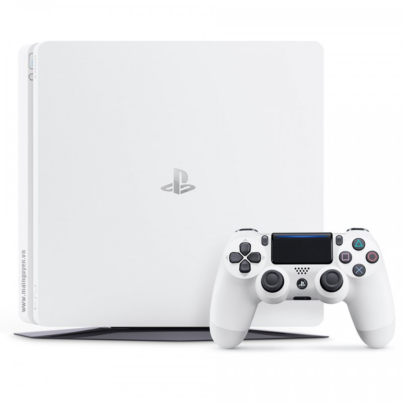 Sony PlayStation 4 Glacier White 500GB (CUH-2006A B02) 2