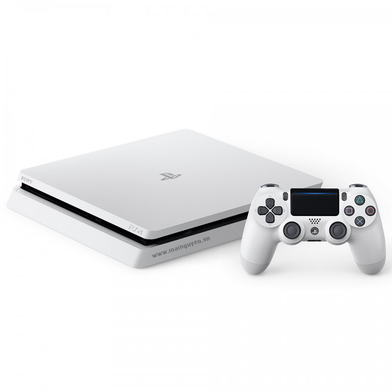 Sony PlayStation 4 Glacier White 500GB (CUH-2006A B02) 3