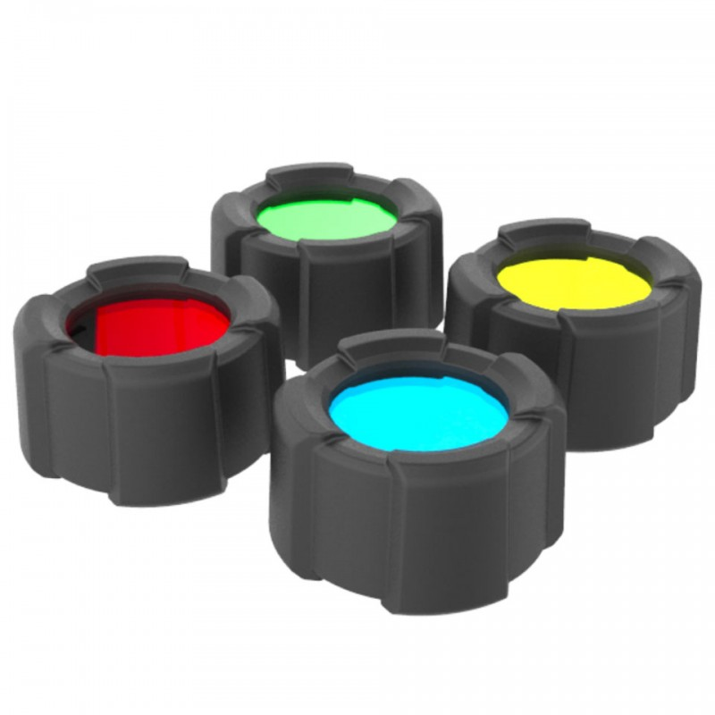 Led Lenser Color Filter Set 39 mm for MT14 1
