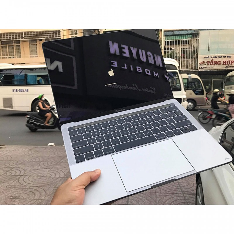 Miếng dán bảo vệ JCPal MacGuard (5 in 1) cho MacBook Pro 15 inches  2016 - 2020 JCP2225/JCP2226 12