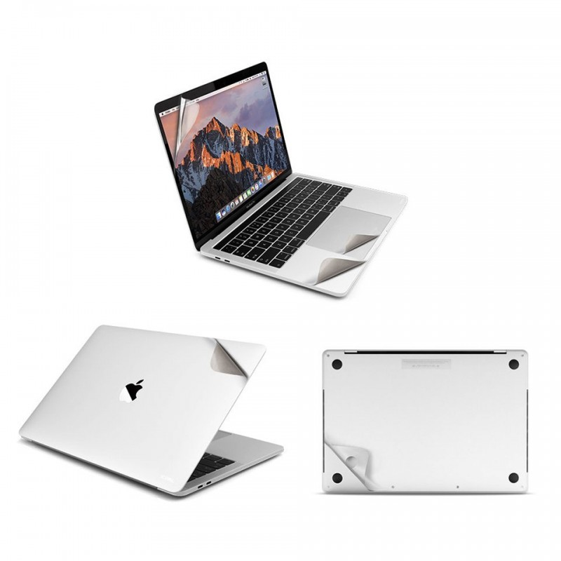 Miếng dán bảo vệ JCPal MacGuard (5 in 1) cho MacBook Pro 15 inches  2016 - 2020 JCP2225/JCP2226