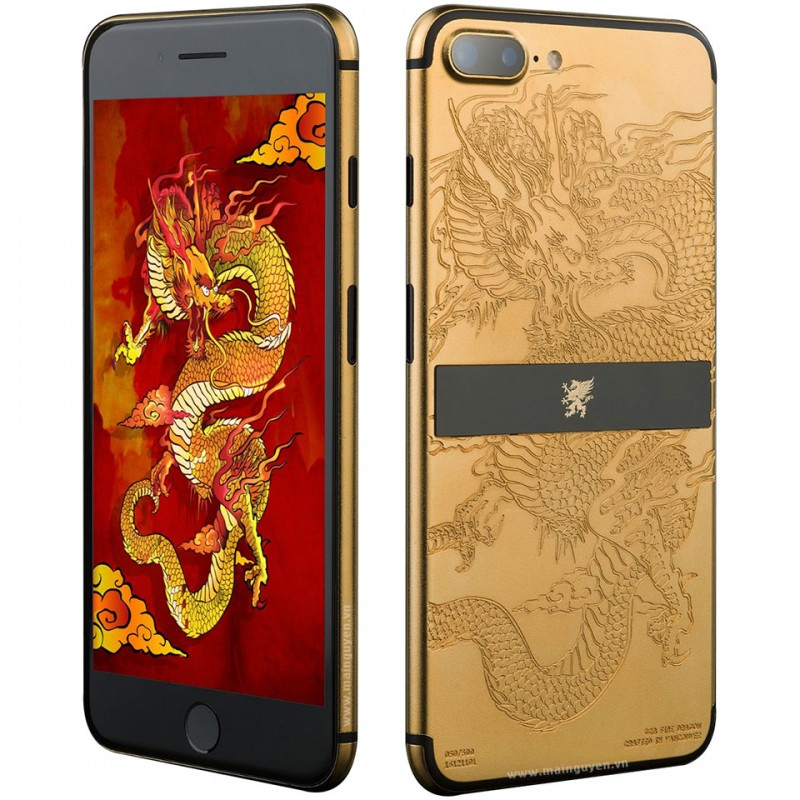 Mobiado GRAND7+ GCB - Fire Dragon