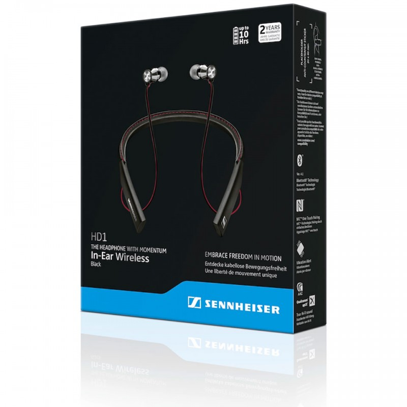 Tai nghe Bluetooth Sennheiser MOMENTUM In-Ear Wireless 6