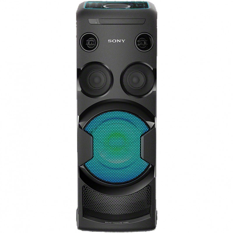 Sony High-Power Home Audio System MHC-V50D 5