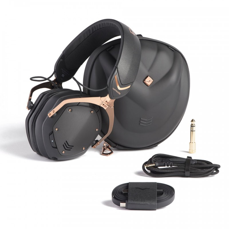 Tai nghe Bluetooth V-MODA Crossfade 2 Wireless (Rose Gold Black) 2