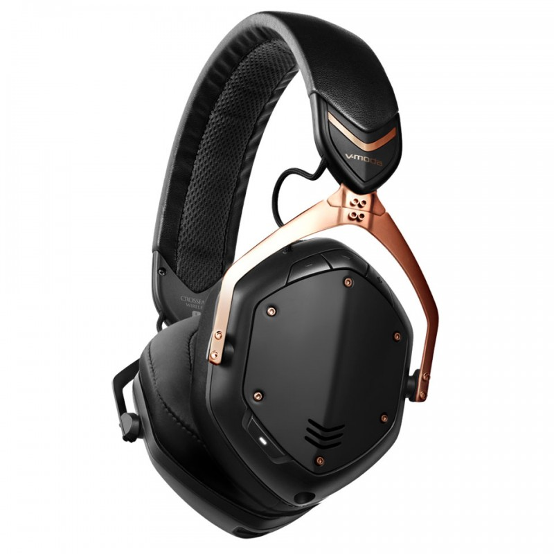 Tai nghe Bluetooth V-MODA Crossfade 2 Wireless (Rose Gold Black) 1