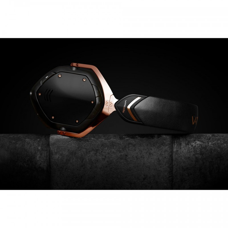 Tai nghe Bluetooth V-MODA Crossfade 2 Wireless (Rose Gold Black) 3