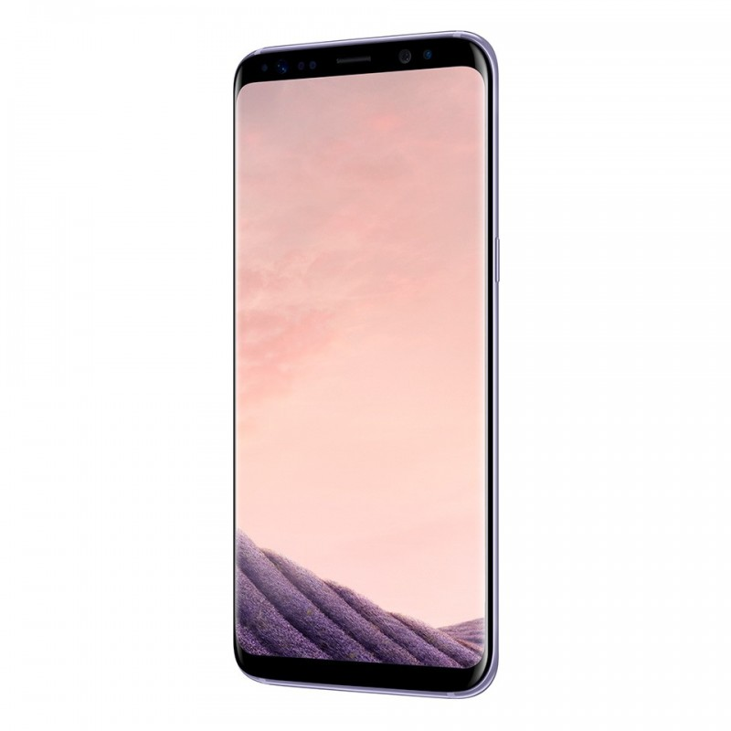 Galaxy S8+ Orchid Gray 3