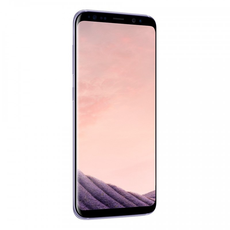 Galaxy S8+ Orchid Gray 4