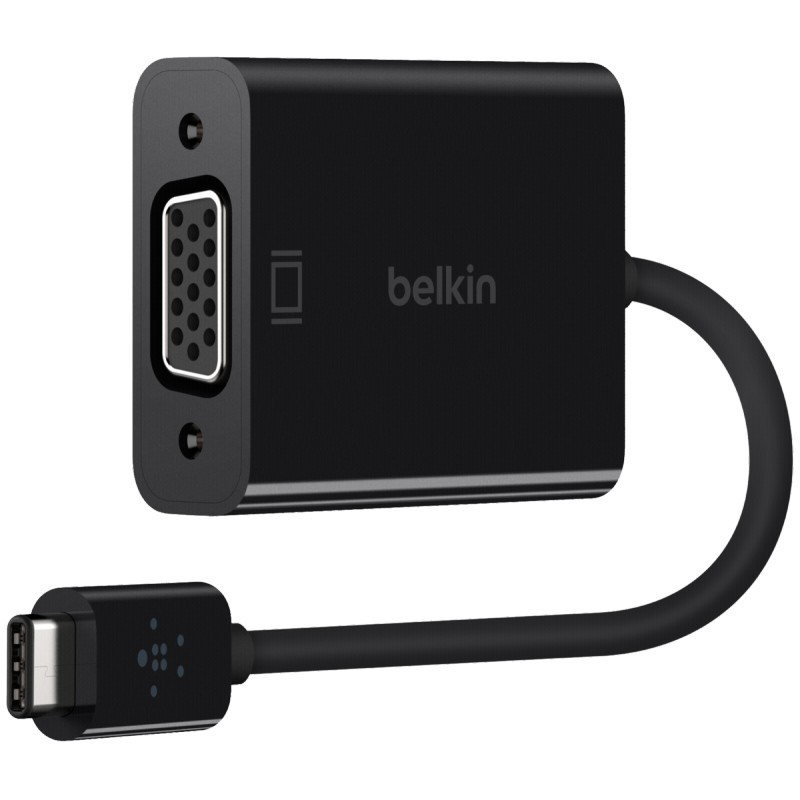 Adapter USB-C to VGA Belkin F2CU037bt 1