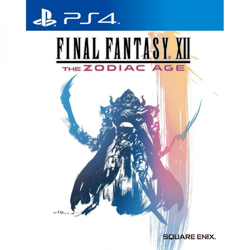 Final Fantasy XII The Zodiac Age (PCAS05007)
