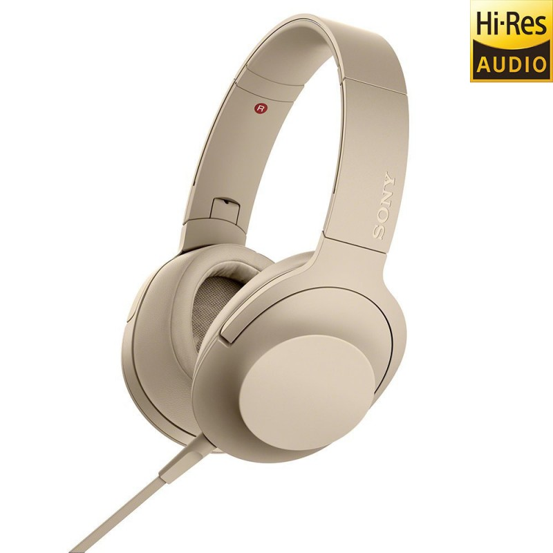 Tai nghe Hi-Res Sony h.ear on 2 MDR-H600A 25