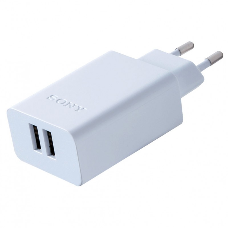 Adapter sạc 2 cổng Sony CP-AD2M2 3A