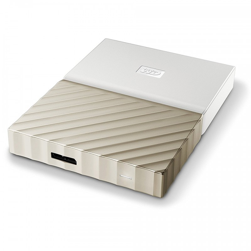 Ổ cứng WD My Passport Ultra 4TB WDBFKT0040 2
