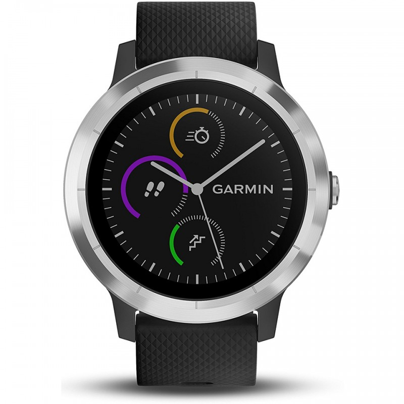Đồng hồ GPS Garmin Vivoactive 3 with Stainless Hardware 2